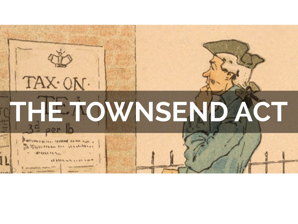 understanding the townshend act