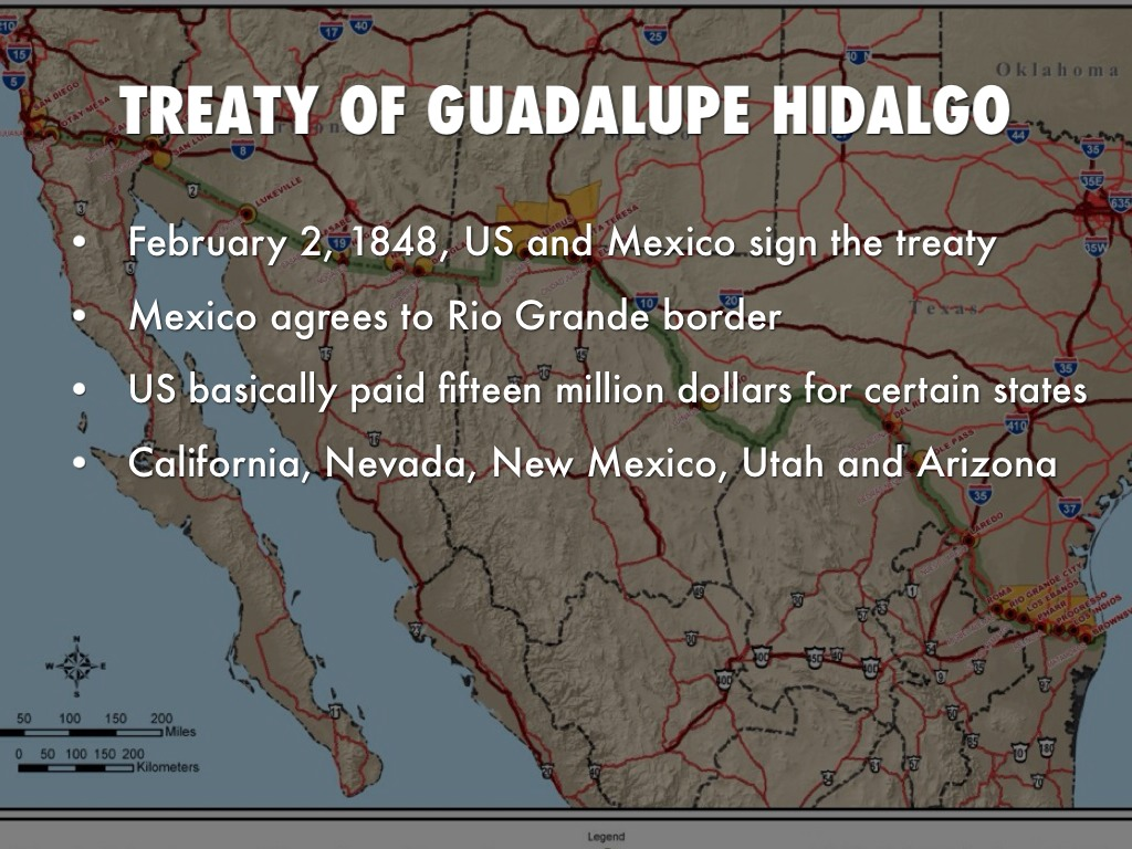 guadalupe hidalgo This site is no longer being maintained at this location this section of the site citizenship rights has been moved to the.