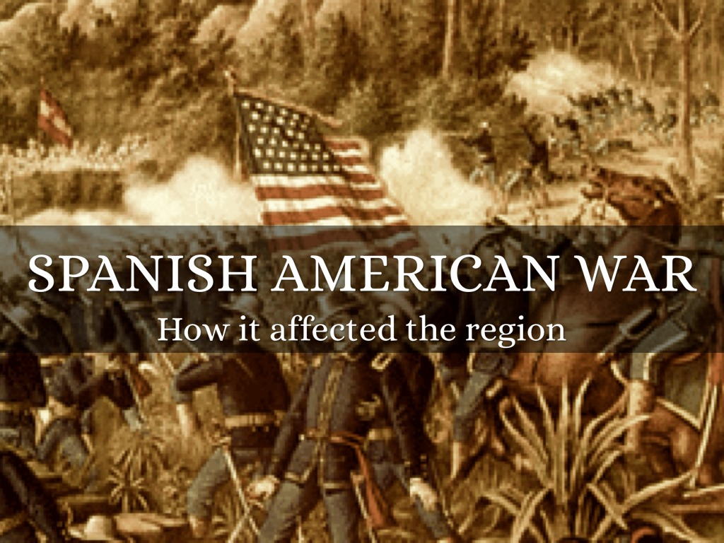Spanish-American War and the Philippine-American War, 1898-1902