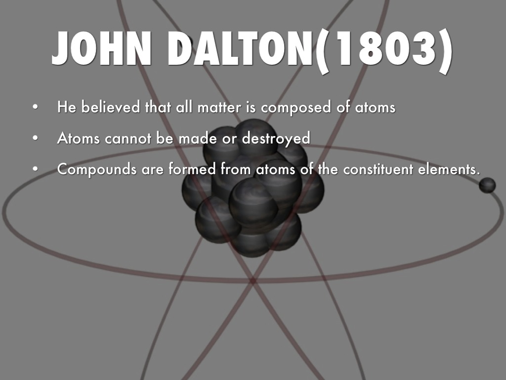 joseph louis proust contribution in atom Between 1798 and 1808, joseph louis proust analyzed different sources of  several compounds he found that they always contained the same ratio by  weight.