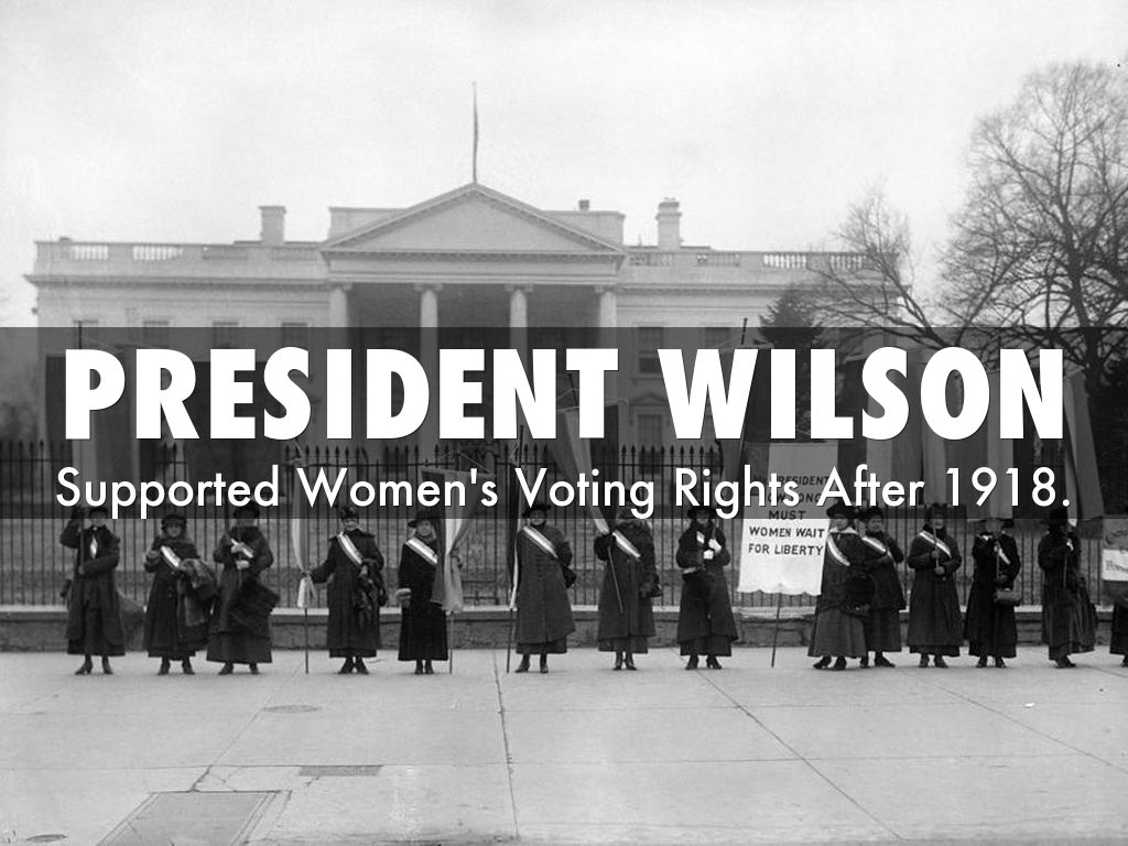 womens voting rights Students compile information to examine hypotheses explaining why the first nine states to grant full voting rights for women were located in the west.