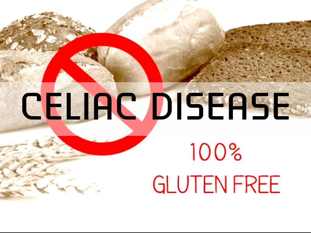 Celiac Disease by Jade Stanley