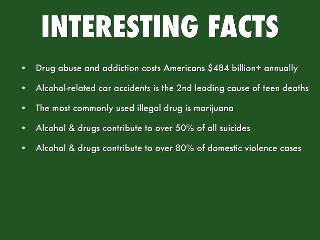 Facts On Teen And Drugs-2999