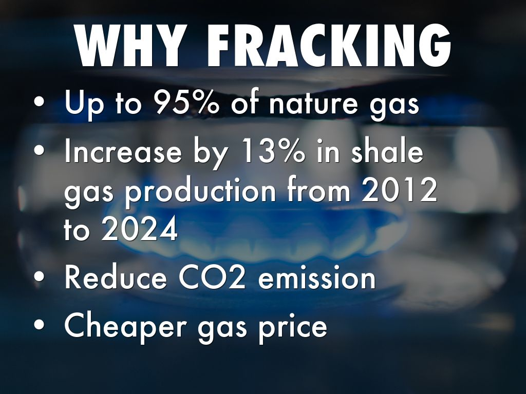 why fracking needs to be regulated Fracking to produce shale gas could set america on the road to energy independence but who should be in charge of regulating it: the federal government or the states.