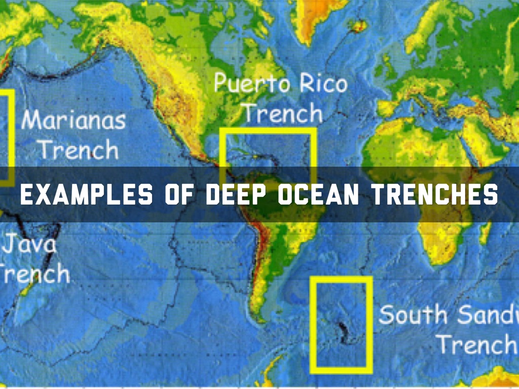 Science project dj wolf by dj wolf deep ocean trench a long narrow depression in earths crust caused by subduction 15 gumiabroncs Gallery