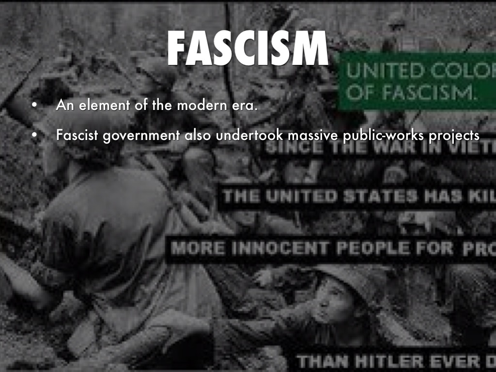 fascist government essay Fascist government is better compared to a communism government in that it seeks the reality of the society on strength and weaknesses of nations historically, fascist governments opposed the class conflicts and emphasized that they would forever exist.