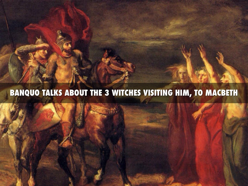 macbeth witches influence on macbeths decisions The influences of the witches' prophecies on macbeth's actions the three witches in the tragedy macbeth are introduced right at the beginning of the play they.