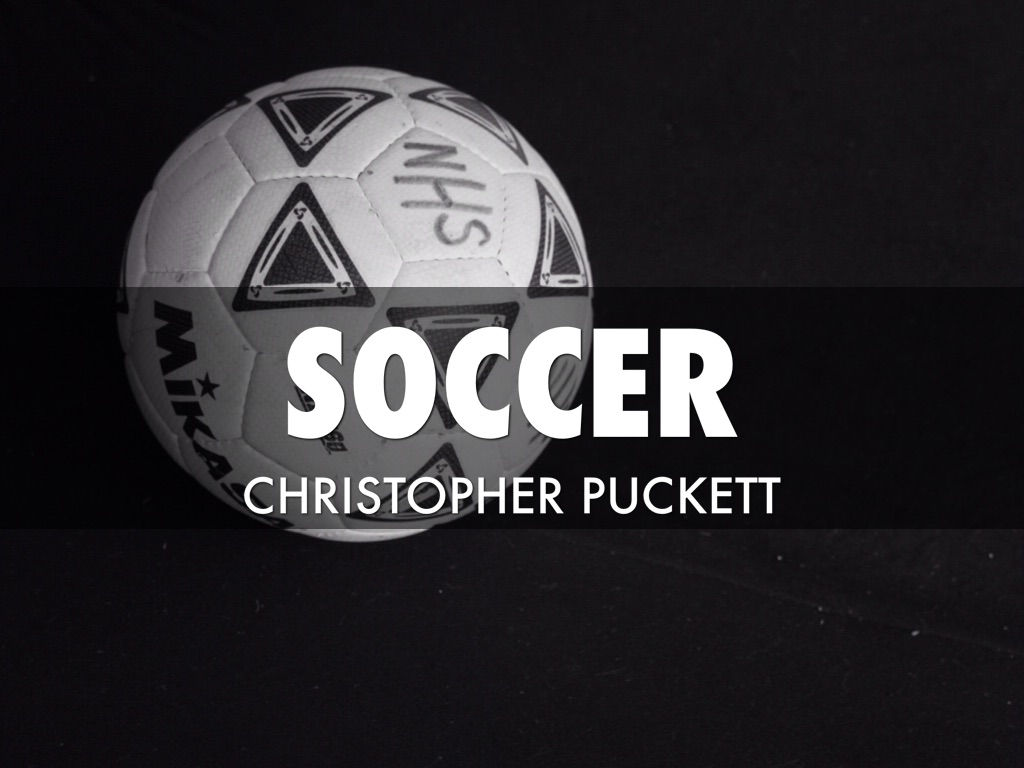 Soccer by Christopher Puckett Soccer Ball Rolling Friction