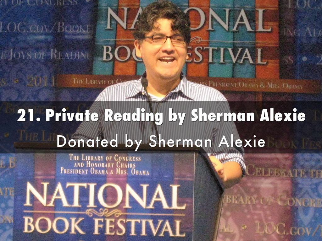 capital punishment by sherman alexie
