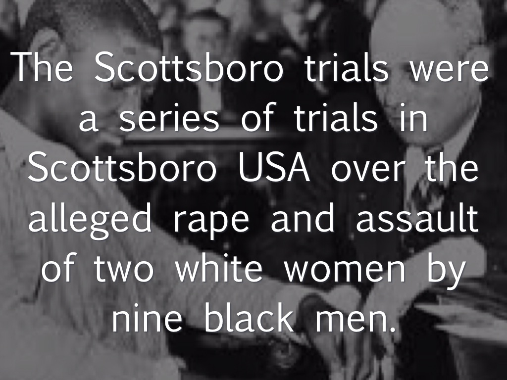 the scottsboro boys facts