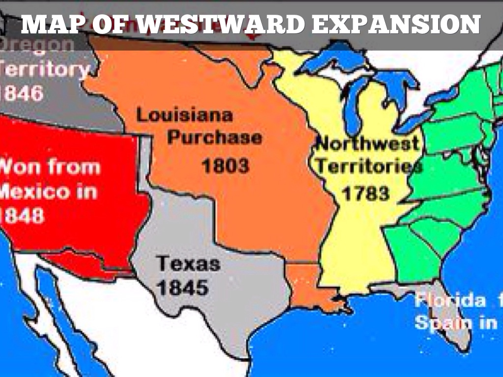 territorial expansion in the united states from 1800 1850 essay A summary of expansion and slavery: 1846–1855 in history sparknotes's the civil war 1850 many new lands west of texas were yielded to the united states.