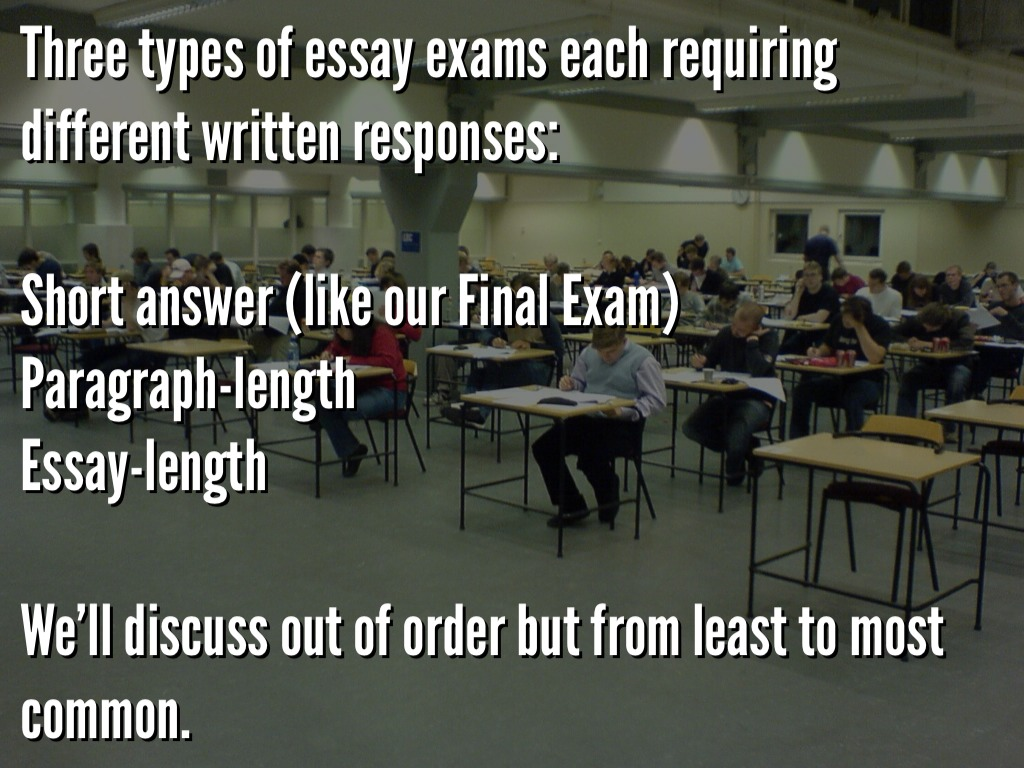 which of the following is most likely to appear on a short-answer or essay question Questions quiz bowl questions short answer questions true/false  questions  use multiple answer questions to create questions with more than  one answer  the option to allow negative scores won't appear unless you  selected the  if an assessment only has these types of questions, the  assessment scores are.