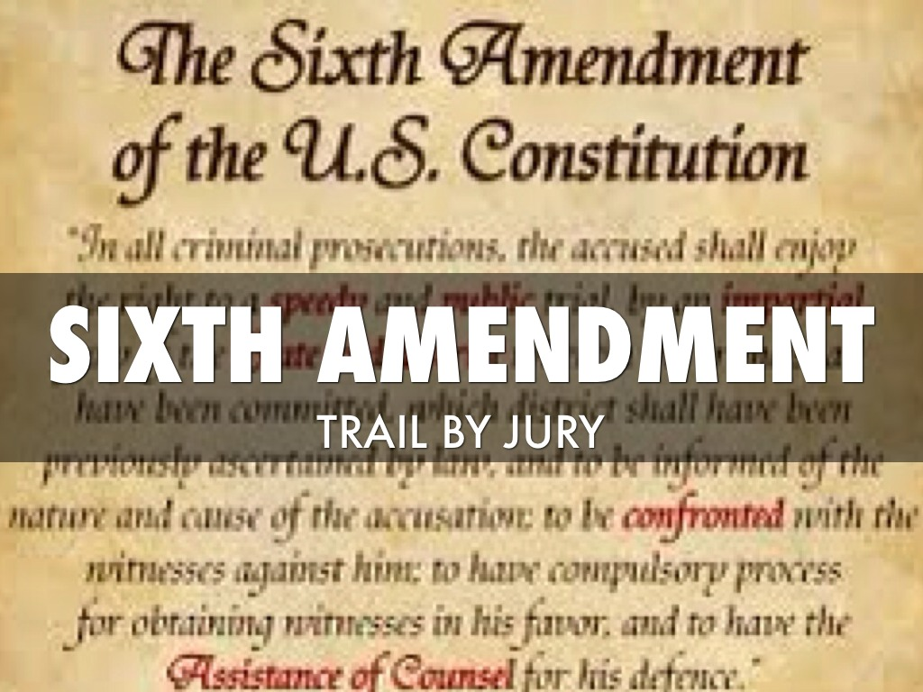 "what is the importance of the sixth amendment Among other rights, the fifth amendment to the united states constitution provides that no person ""shall be compelled in any criminal case to be a witness against himself    ."
