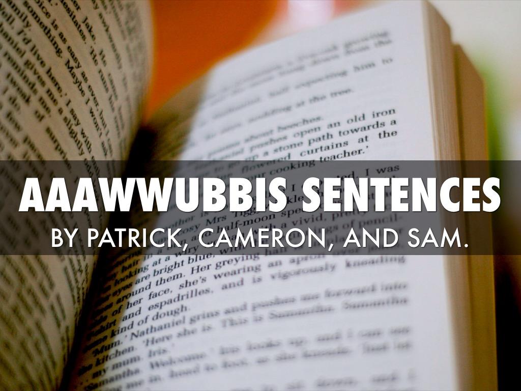 aaawwubbis words