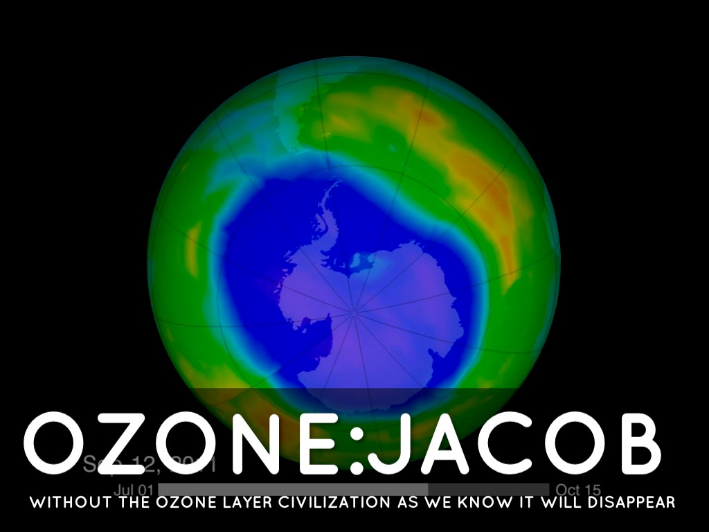 the disappearing ozone layer essay