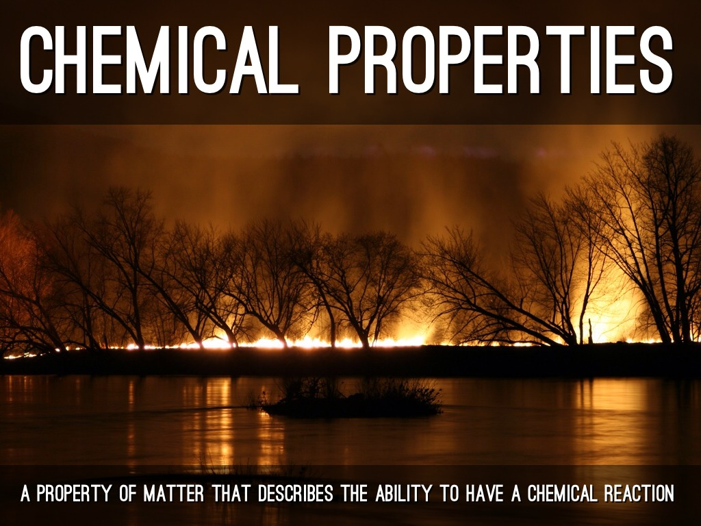 Science Physical Property By Katelyn Humphrey