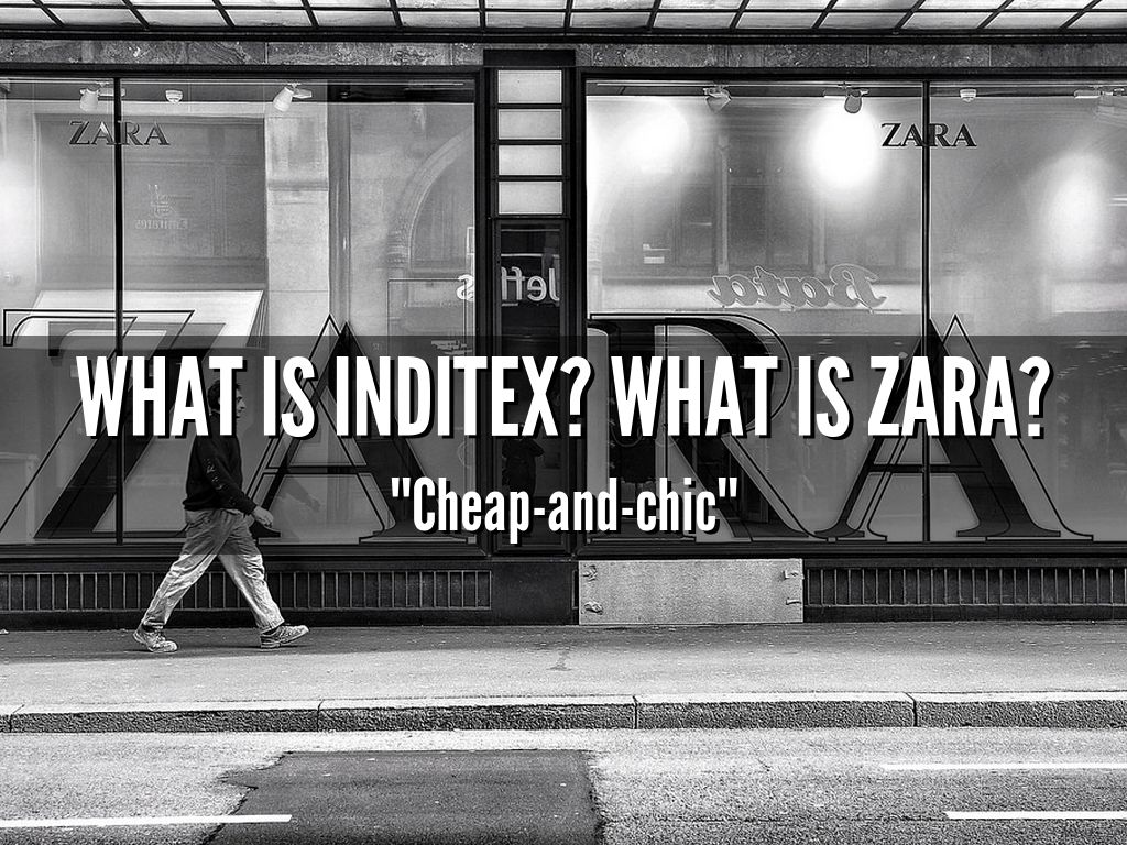 continued growth pertaining to zara and also inditex essay