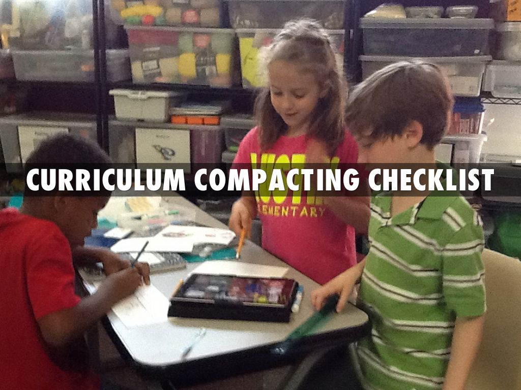 Curriculum Pacting By Liz Malone