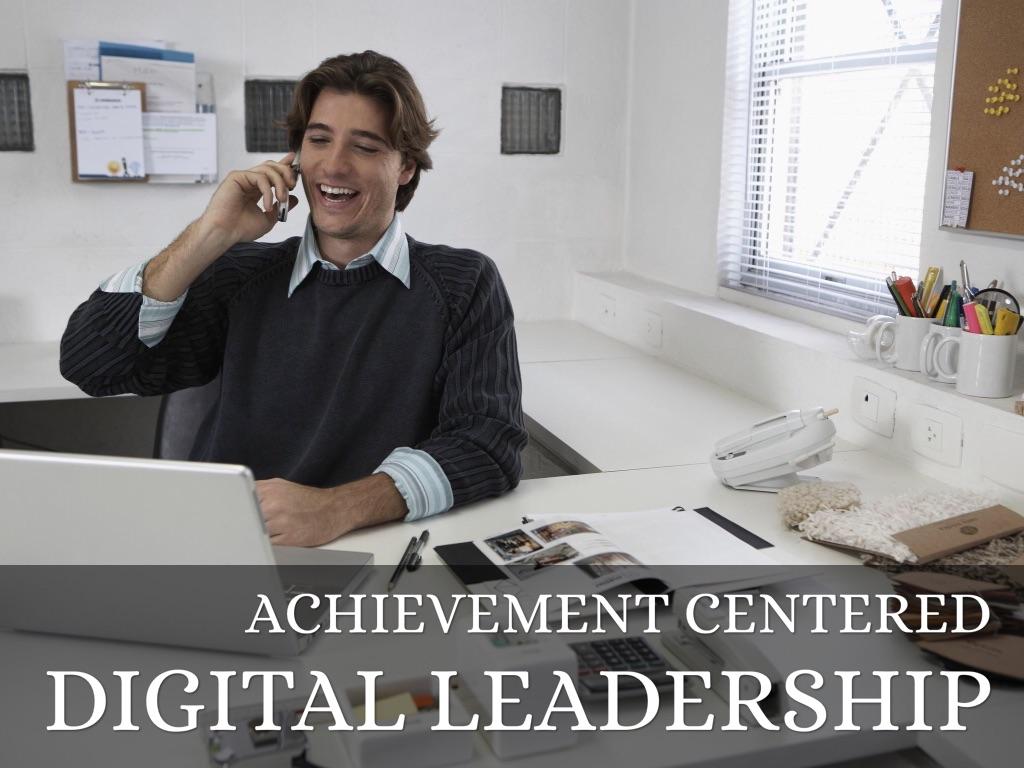K-12 Digital Leadership