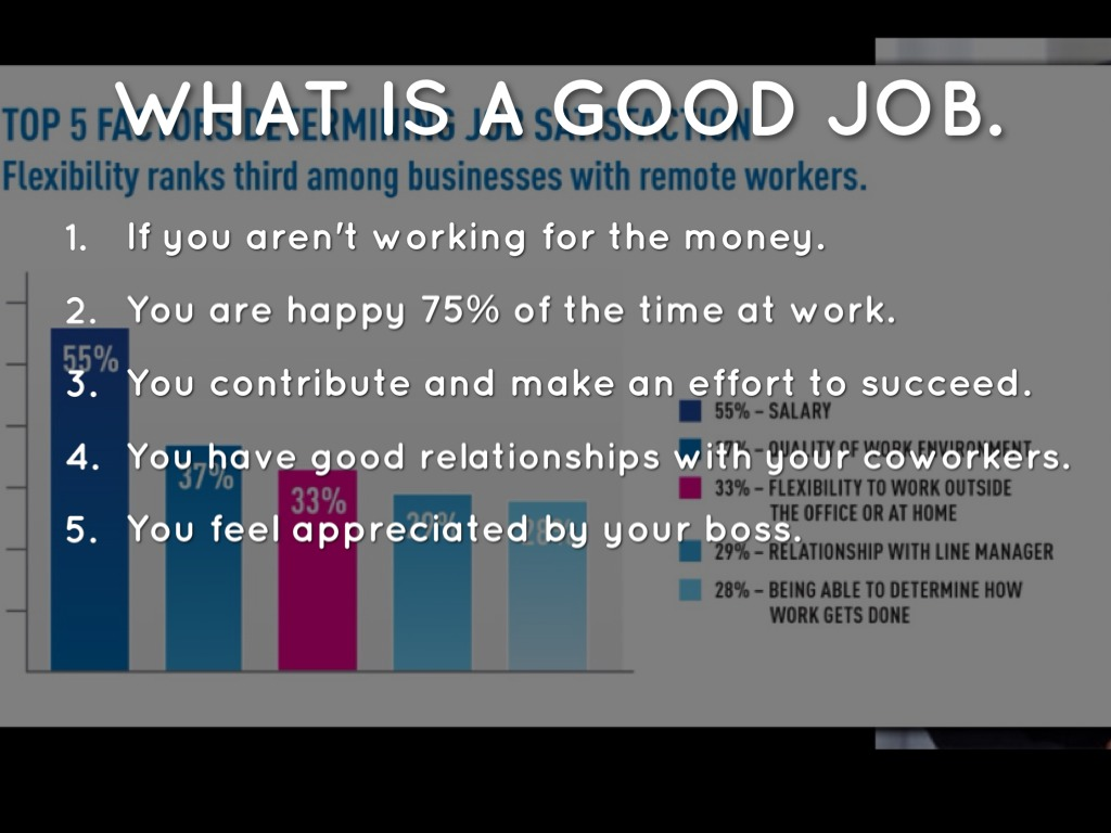 the importance of job satisfaction in a business organization Employee satisfaction or job satisfaction is these things are all important to companies who want to keep their employees happy and reduce turnover for some organizations, satisfied employees are people the organization might be better off without.
