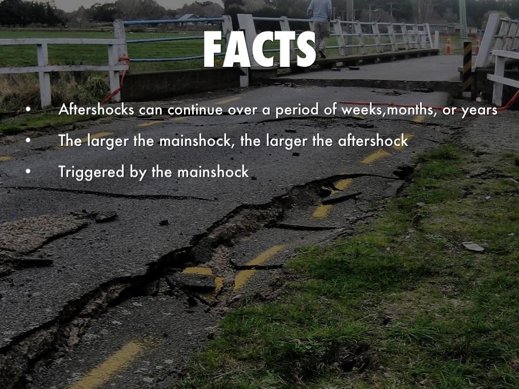 Earthquakes by Stephanie Ryan