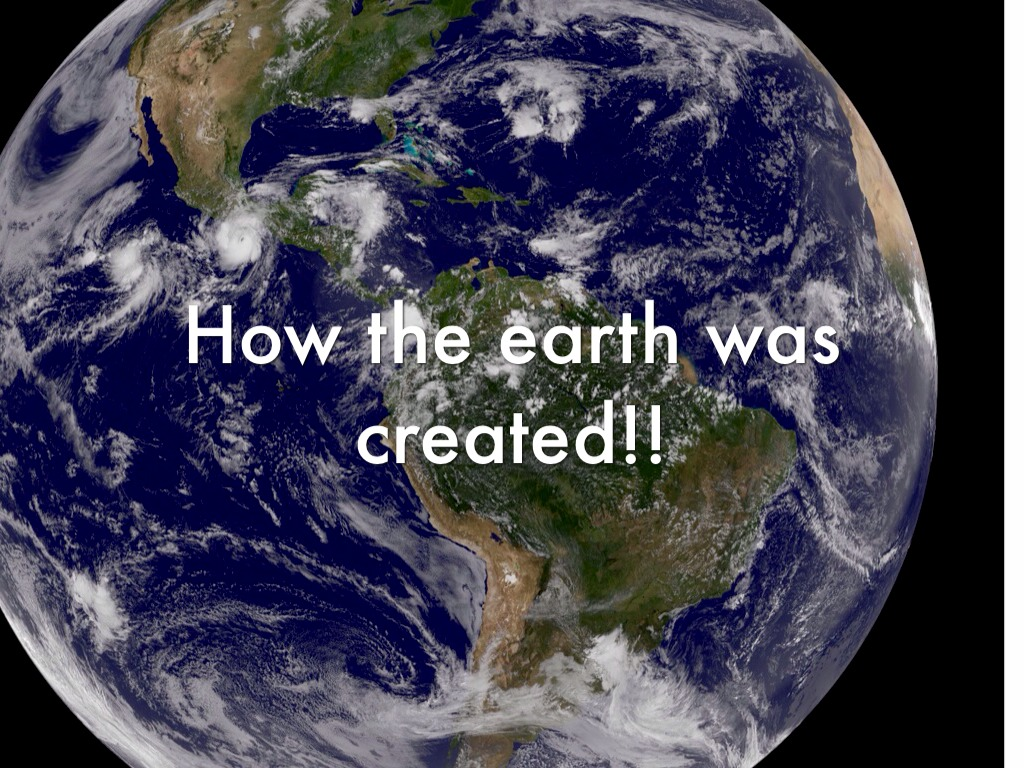how the earth began Watch video  after the sun spun to light, the planets of the solar system began to form but it took another hundred million years for earth's moon to spring into existence.