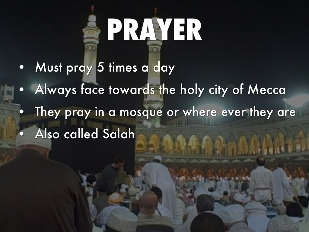 Five Pillars Of Islam by Grace McDonald  Five