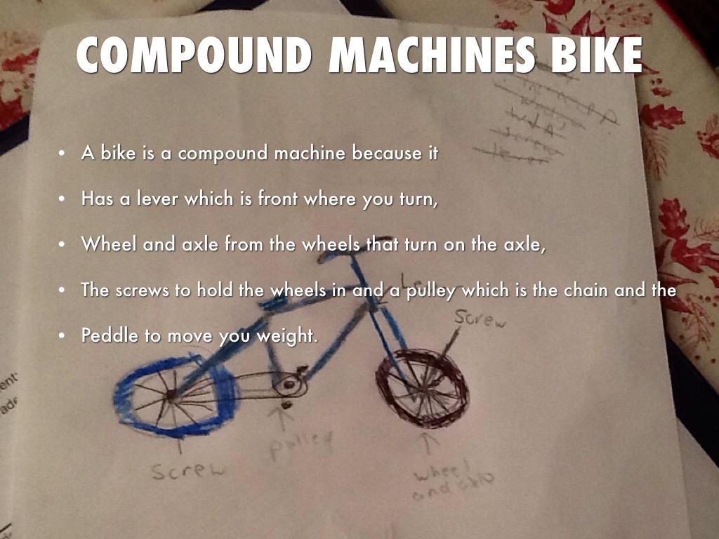compuond machine