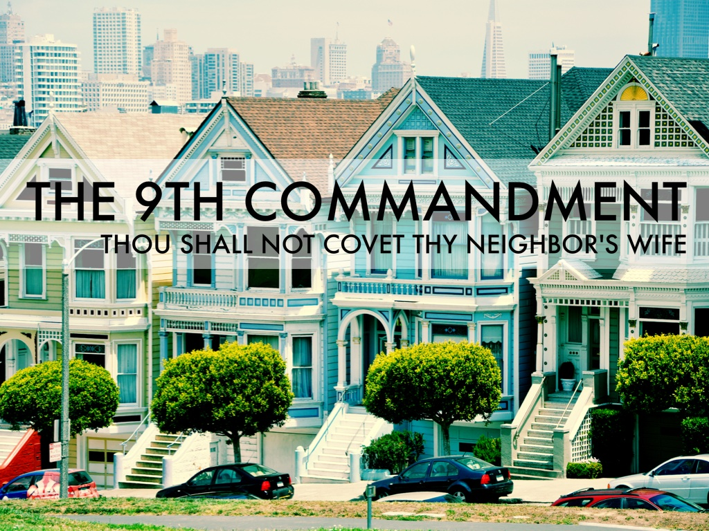 The Sixth And Ninth Commandments by Eloise Yang