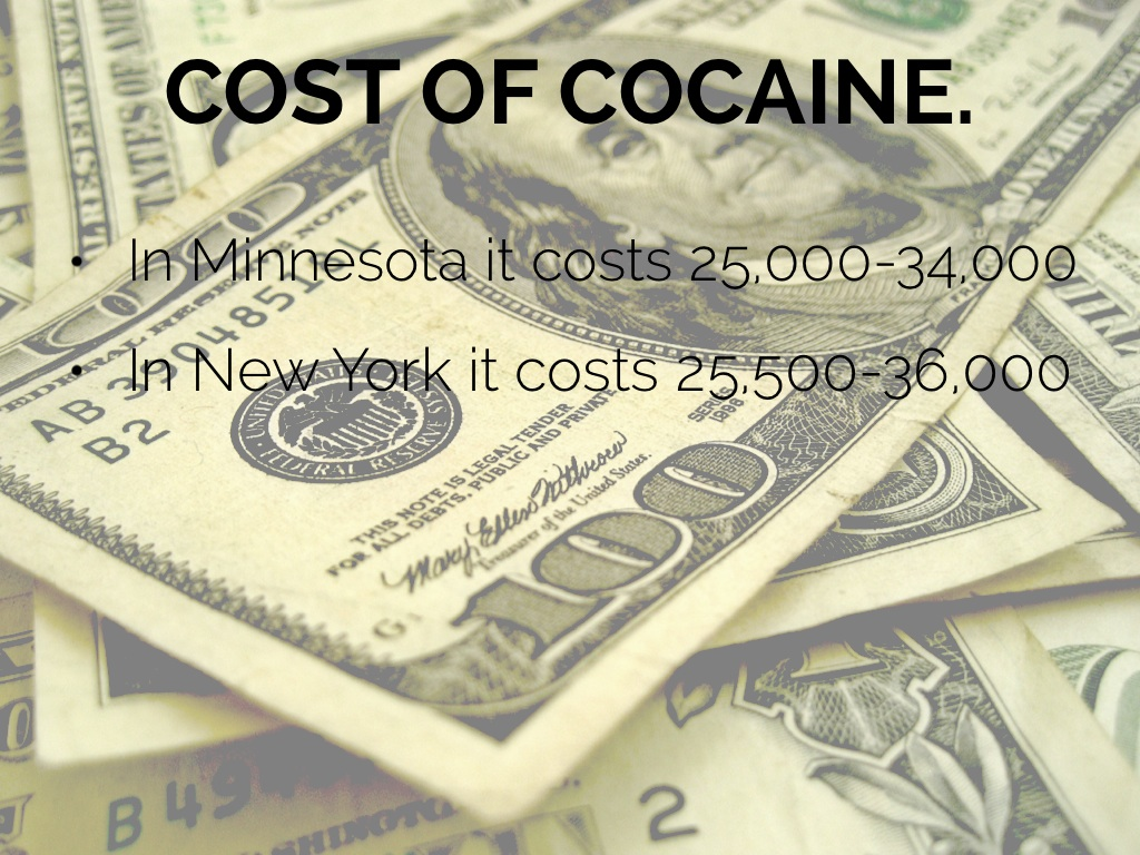 Cocaine And Money Wallpaper