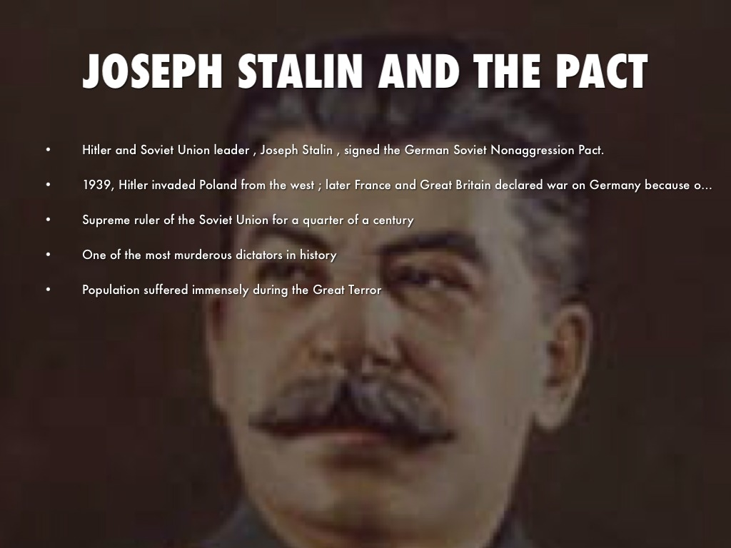adolf hitler and josef stalin