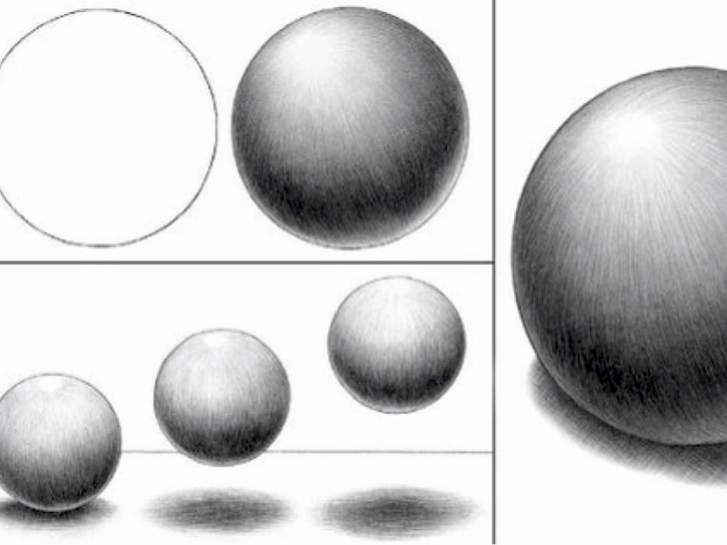 Картинки в объеме шара