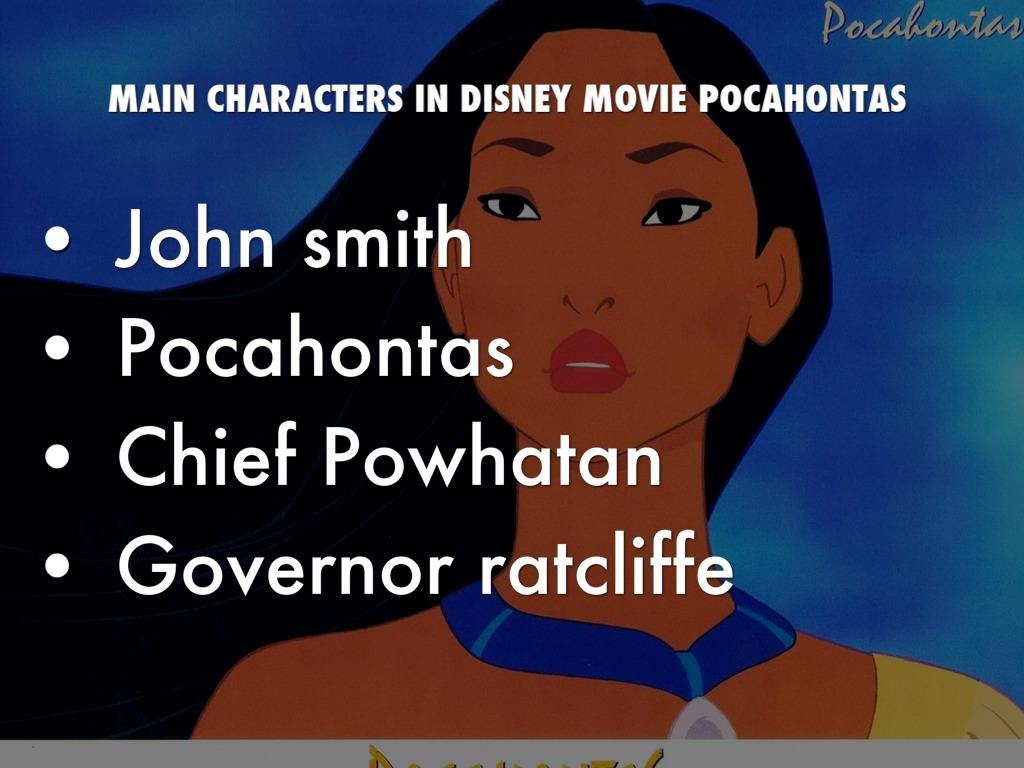 Pocahontas By Vianey Salazar