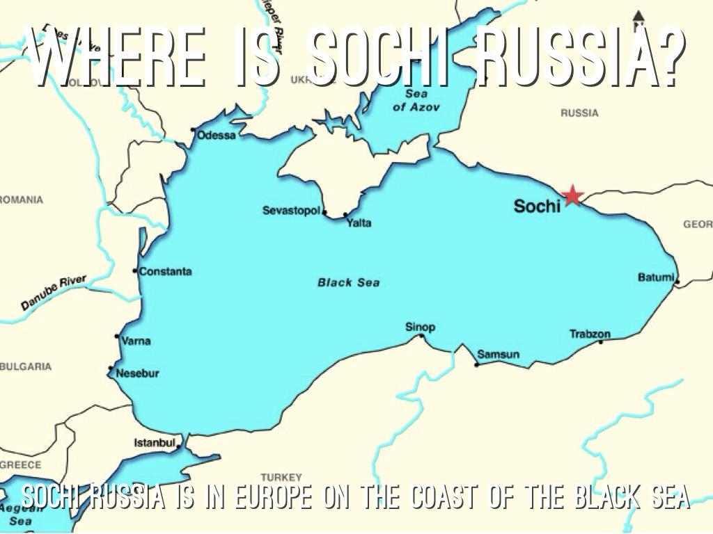 Where is Sochi 61