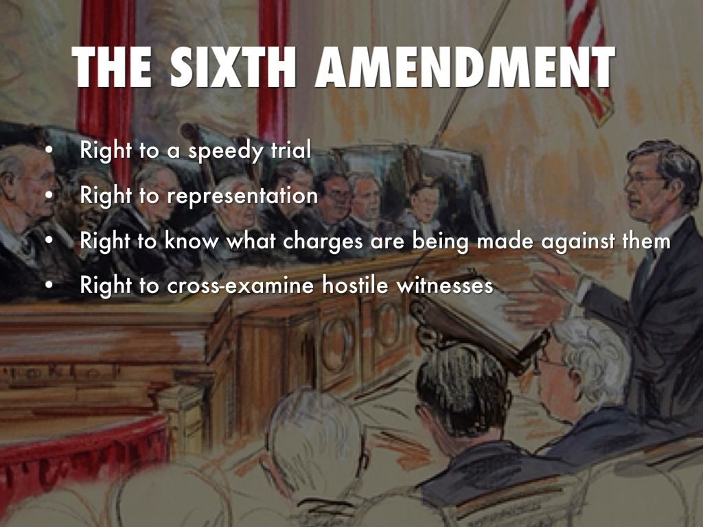 what is the importance of the sixth amendment 15 27th amendment - this amendment, which was only ratified in 1992, says that any congressional pay raise (or decrease) cannot take effect until the next congress is seated in 1873, congress tried to give themselves a 50% pay raise , backdated to the beginning of their terms.