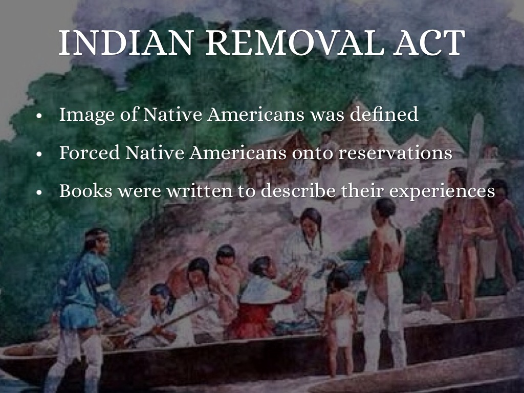 define indian removal act