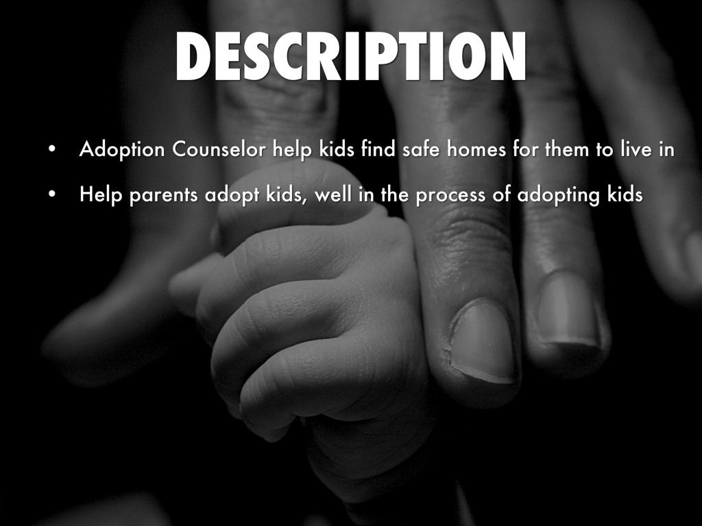Adoption counselor by shann312139