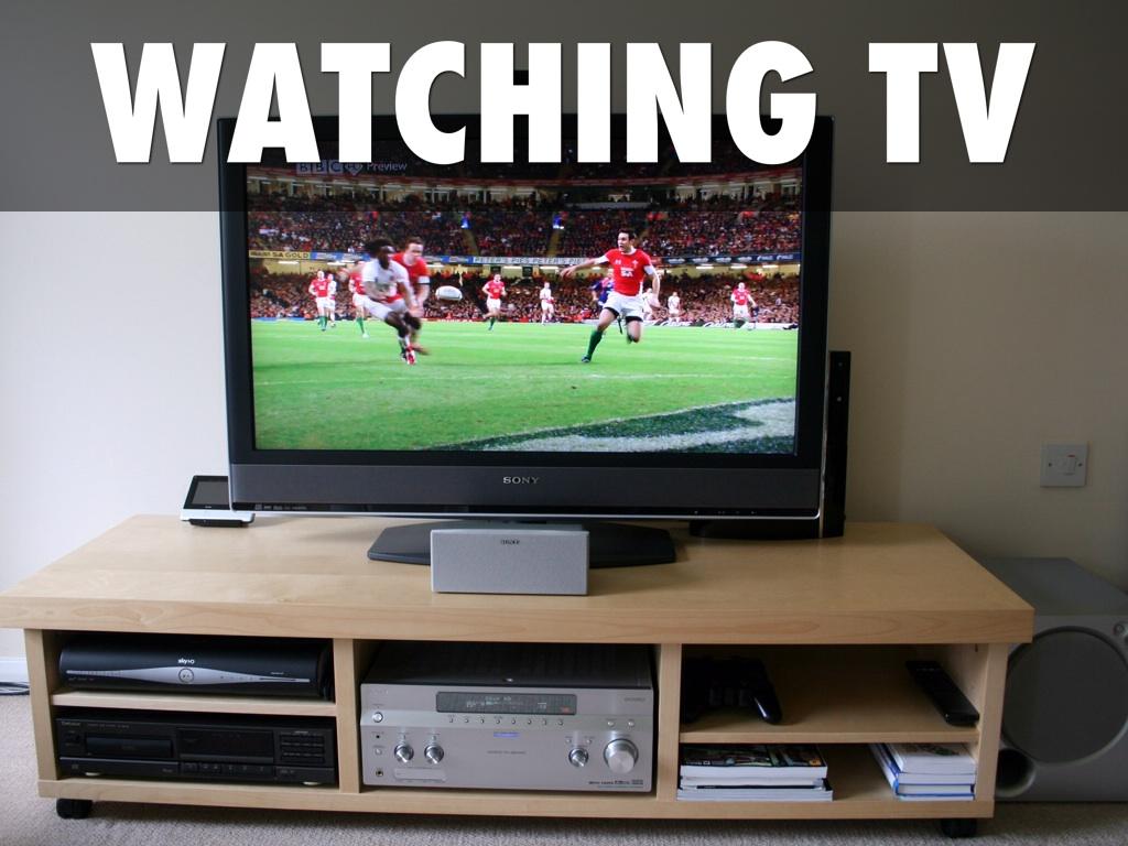 Watching Tv By Ibrahim Ibrahim