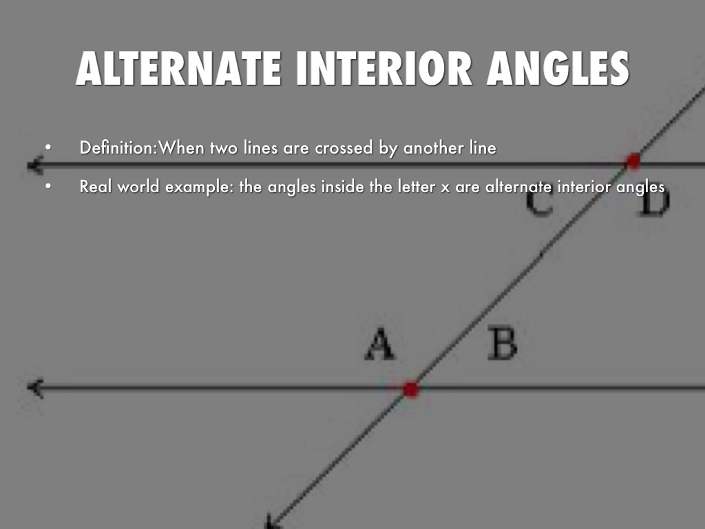 Geometry unit 2 by - Define exterior angle of a polygon ...