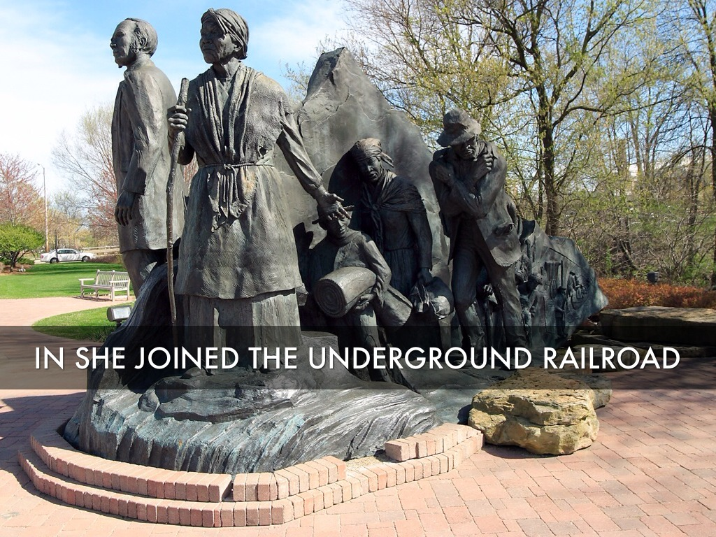 underground railroad thesis statement The underground railroad was a remarkable pathway to freedom which freed many from slave states and left behind an incredible story to show the importance of this event to history today body first of all, the impact of the underground railroad has helped form america's legacy like no other event in our nation's former times.
