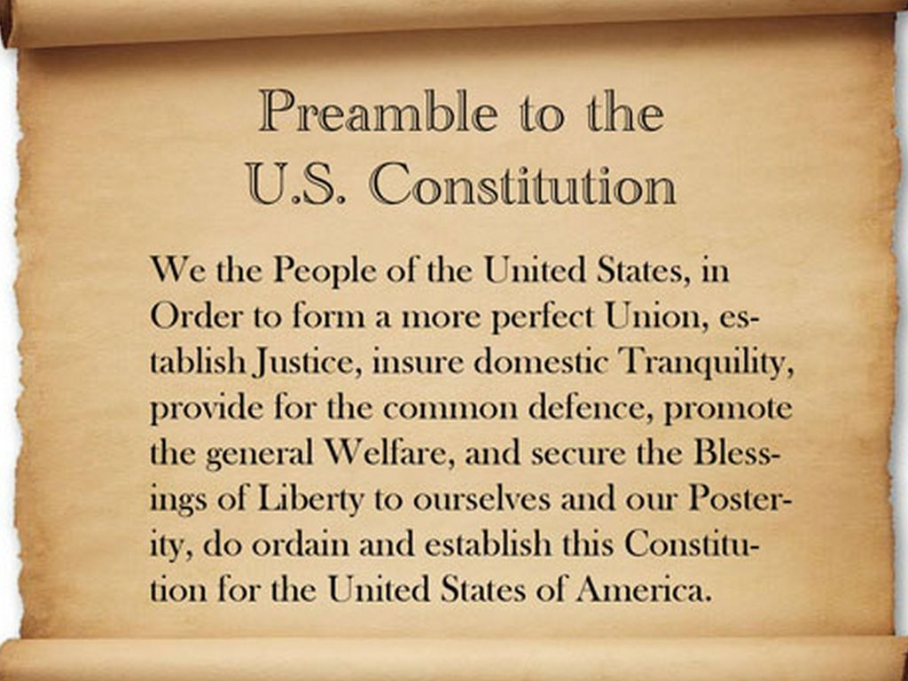 the united states constitution and how