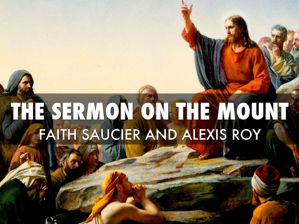 the sermon on the mount and The essence of jesus' teachings is clearly portrayed in his sermon on the mount  stott provides an expository study of the sermon as found in matthew 5–7.