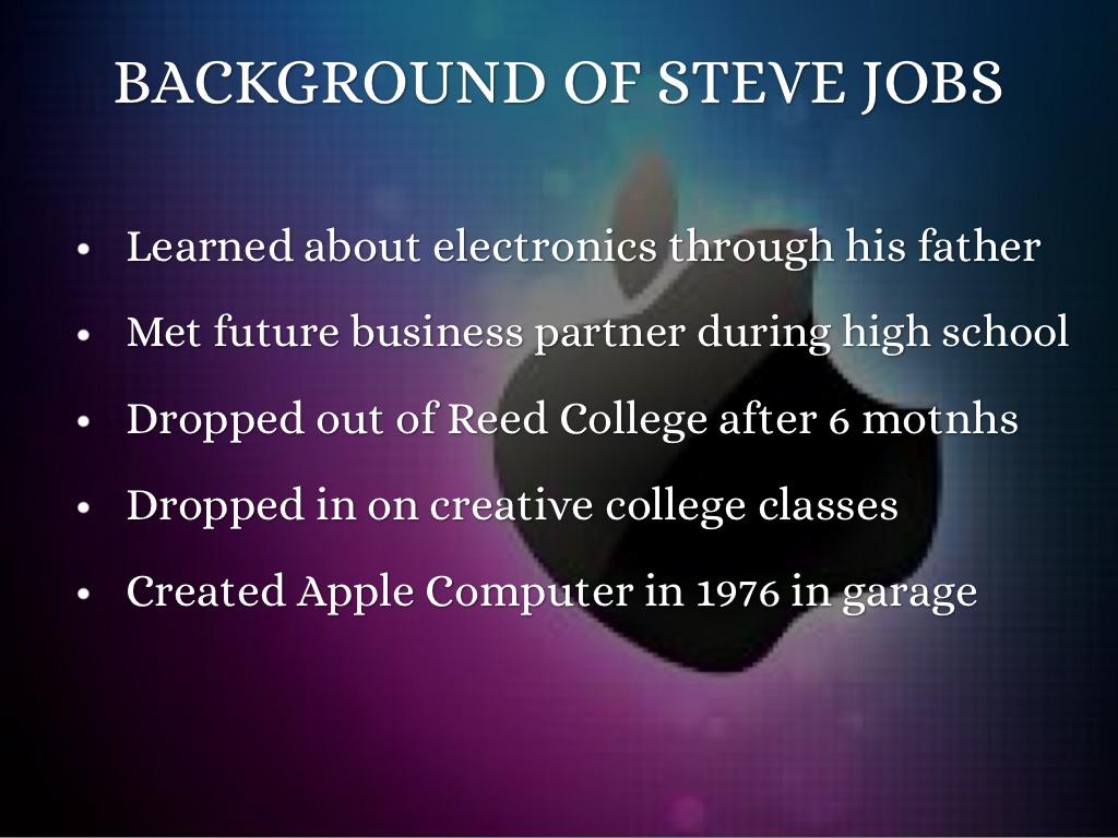 steve jobs by michael talbot