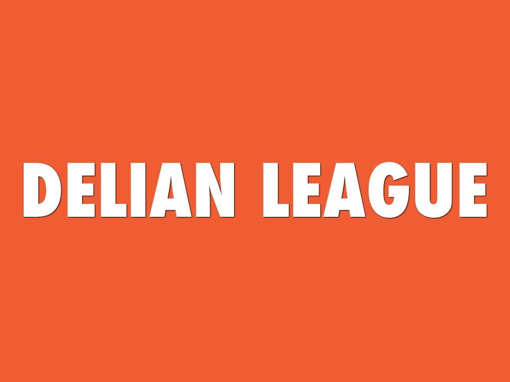 delian league