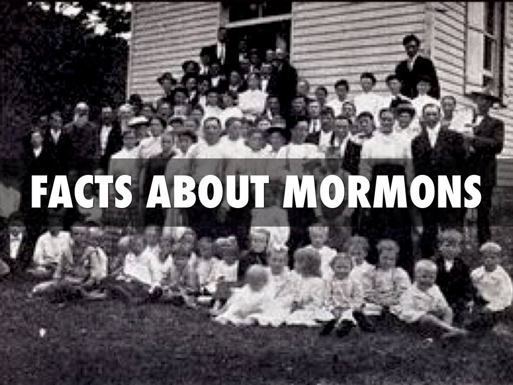 Why Did The Mormons Settle In Salt Lake City