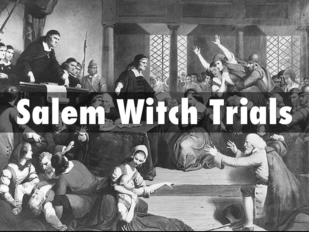 bullying salem witch trials and final The infamous salem witch trials began during the spring of 1692, after a group of young girls in salem village, massachusetts, claimed to be possessed by the devil and accused several local women of witchcraft as a wave of hysteria spread throughout colonial massachusetts, a special court.