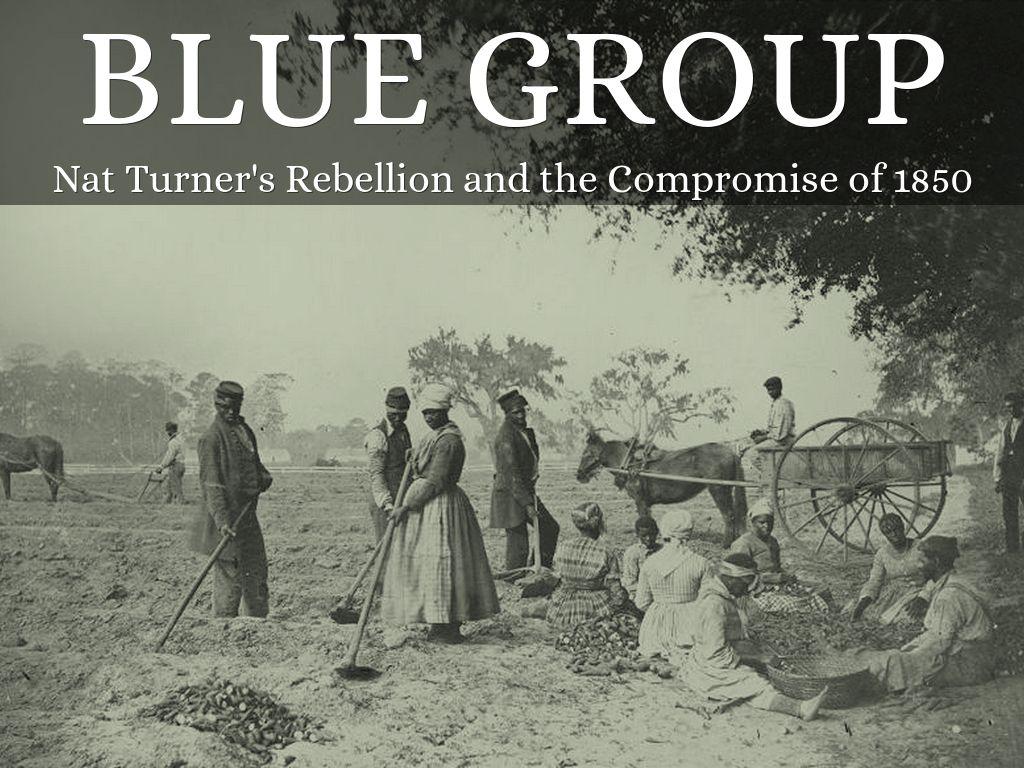 the rebellion of nat turner Page 31 thomas ladenburg, copyright, 1974, 1998, 2001, 2007 tladenburg@verizonnet chapter 8 responses to slavery: nat turner's rebellion.