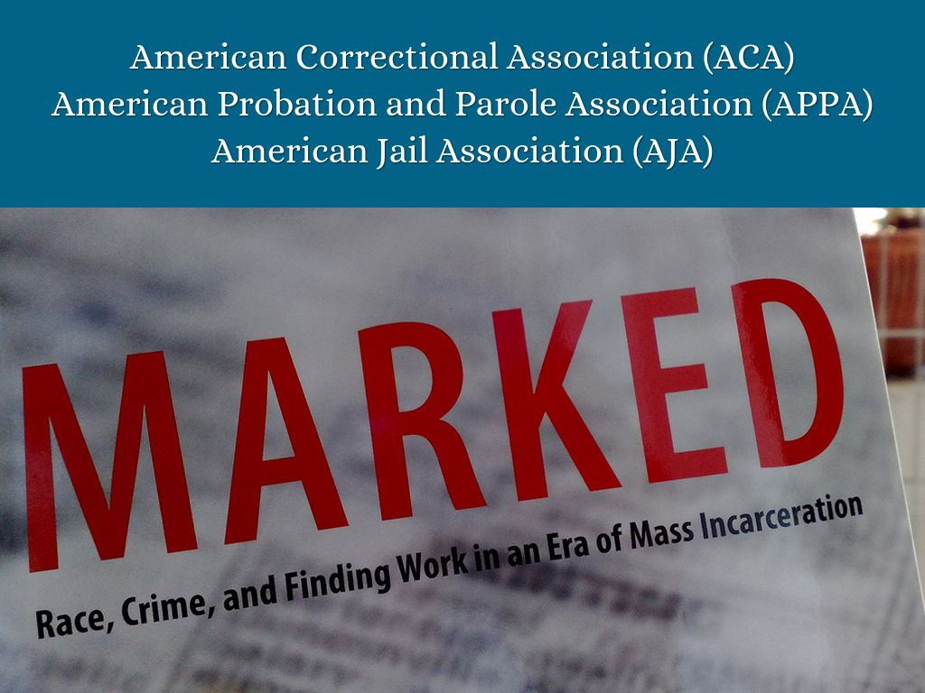 america correctional association