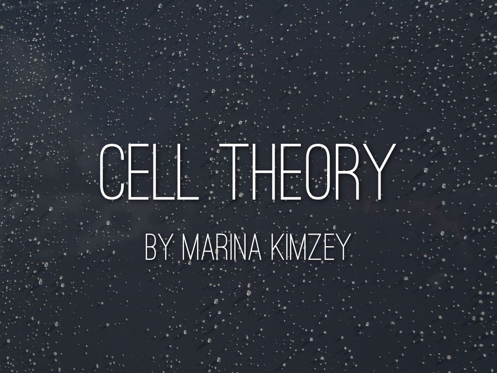 haiku poem for cell theory Nature poetry: from a poet's glossary  a traditional japanese haiku is a three- line poem with seventeen  round lumps of cells grow.