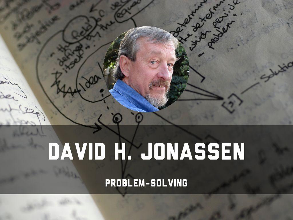 David H. Jonassen